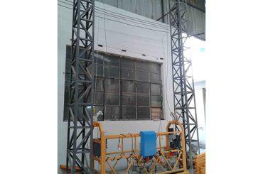 10m pogonjena aluminijska konusna platforma zlp1000 jednofazna 2 * 2,2kw