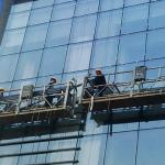 2 osobe konopljene platforme zlp630 sa counter-težinom od čelika