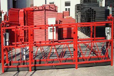 zgrada za čišćenje radne platforme zlp800 sa nominalnim opterećenjem od 800kg