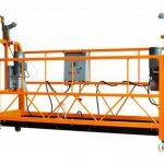 sertifikovana radna platforma od aluminijuma zlp1000 snaga motora 2,2kw