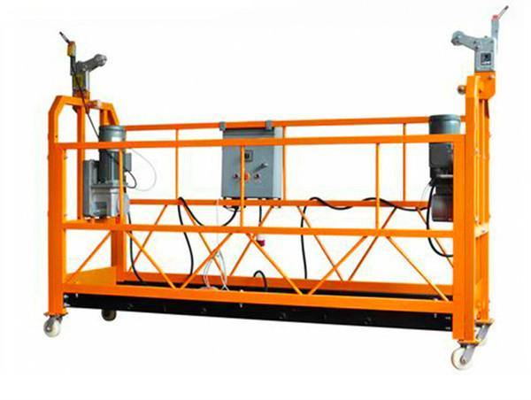 CE certifikovana aluminijska radna platforma ZLP1000 Snaga motora 2,2kw