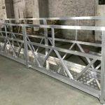 zlp800 čelika radna platforma 380v 3 faze za čišćenje spoljašnjeg zida