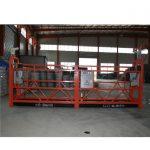 zlp1000 8 - 10 m / min sigurnosna platforma Woking za izgradnju i održavanje zgrada