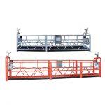 10m čelična / aluminijska oprema za suspendovani zlp1000 za 3 osobe