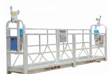 pogonjena platforma, gondola lift, bmu (zlp500 / 630/800)