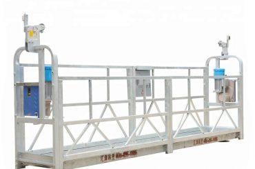 10m 800kg suspendovanih sistema skele aluminijumska legura sa visinom podizanja 300 m
