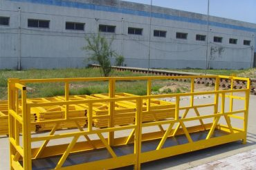 zlp 800 visoka podizna zgrada prozirna platforma 300m 2.5m * 3 1.8kw 800kg
