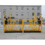 privremeno instalirana oprema za suspendovan pristup / gondola / kolevka / skela zlp500