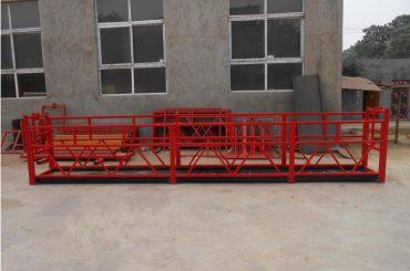 visokogradnja jake viseće radne platforme zlp500 2m * 2 1.5kw 6.3kn