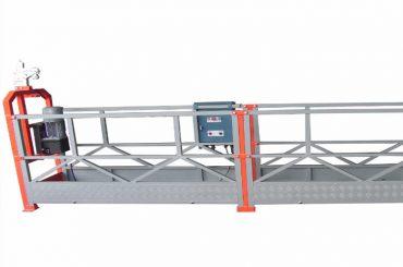 1000 kg 2,5 m * 3 dijela opremljena pristupnom opremom zlp1000 sa sigurnosnom bravom od 30kn