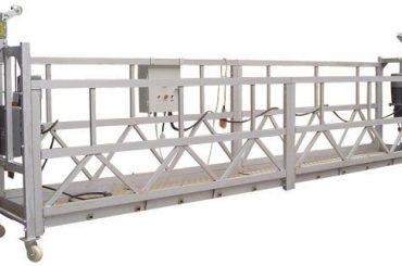 630 kg električna oprema za suspendovan pristup zlp630 sa dizalicom ltd6.3