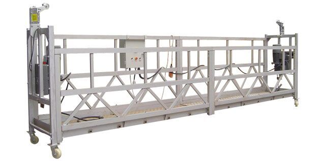 630 kg Električna oprema za pričvršćivanje prirubnica ZLP630 Sa dizalicom LTD6.3