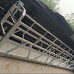 zlp630 / 800 ll aluminijumska legura, čelična konstrukcija podizna radna platforma lift na prozoru zgrada