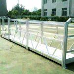 čelične / aluminijumske radne platforme sa sigurnosnom bravom serije