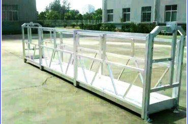 vruće pocinkovane platforme, podignuta viseća gondola