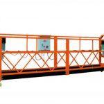 2.5mx 3 sekcije 1000kg platforma za podizanje platforme za podizanje 8-10 m / min
