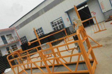 zlp serije od čeličnog ili aluminijumske platforme