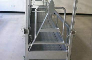 platforma za obložene čelične platforme / platforma za suspendovanu čeliku