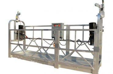 ce / iso-odobrena zlp električna konstrukcija / zgrada / spoljašnji zid suspendovana platforma / kolevka / gondola / stadion za swing / nebo klimbe