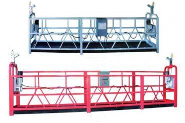 zlp500 nadograđena oprema za pristup / gondola / kolevka / skela za gradnju