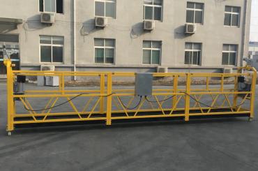 ce sertifikovan zlp630 aluminijumski električni viseći gondola za gradnju