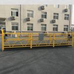 obojena aluminijumska platforma od 500kg / 630kg / 800kg / 1000kg