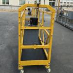 7,5 m privremeno obložena platforma žičane vrpce za izgradnju