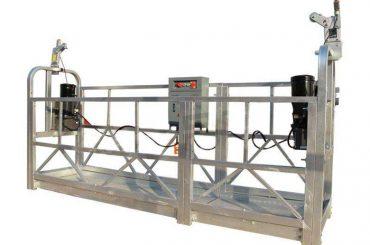 zlp serija vruće pocinkovani / aluminijumski podložna platforma za postavljanje zidova visokog stepena, čišćenje stakla