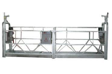 visoka podignuta aluminijumska legura zlp800 suspendovana radna platforma za čišćenje prozora