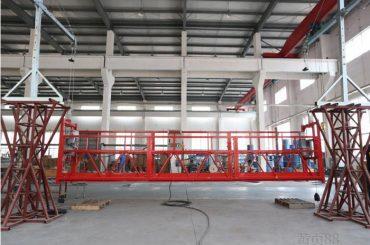 2 * 2,2kw platforme za pristup suspendovanim zlp1000 brzinom podizanja 8 - 10 m / min