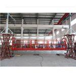 10 metara aluminijske legure obložene radne platforme sa dizalicom ltd8.0