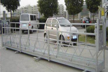 zlp630 viseća platforma / električna skretnica / skela za mašinu za čišćenje prozora