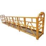 platforma za vješanje za vješanje konopa, zlp630 građevinska gondola mašina