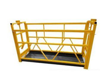 aluminium viseći platformi za održavanje cradle zlp800 7.5m 800kg 1.8kw